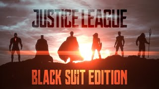 Justice League: Black Suit Edition (fan edit) - Trailer 2