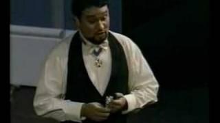 Ramon Vargas - La Cenerentola - Si, ritrovarla, io giuro