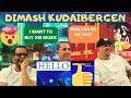 Dimash Kudaibergen - Hello   REACTION