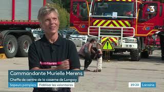 Journée Nationale des Sapeurs Pompiers à Longwy - 12.09.2020