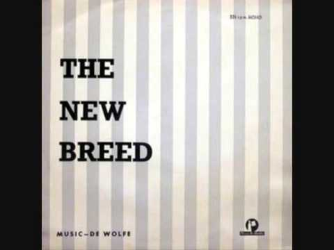 Basil Kirchin (Inglaterra, 1966)  - The New Breed (Full)