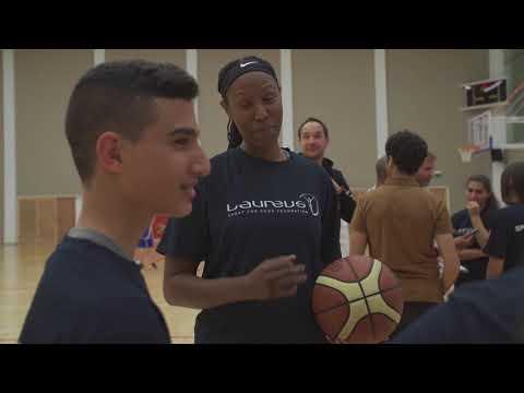 Laureus Sport for Good bringt Kinder in Israel zusammen