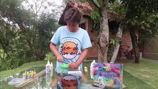 I9 Brinquedos Kit Glitter Slime - #EuQFiz