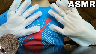 ASMR |в рукавичках