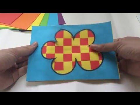 MUST WATCH ART ATTACK WEBBING WORK LEARNING VIDEO PSV SENI ANYAMAN SEKOLAH