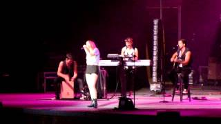 Bridgit Mendler LIVE IN HD! Concert Oregon State Fair Salem, Oregon 2013 PART 5
