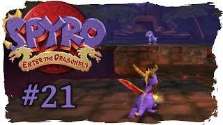 SPYRO Enter the Dragonfly [Folge 21] - In einem Land vor unserer Zeit