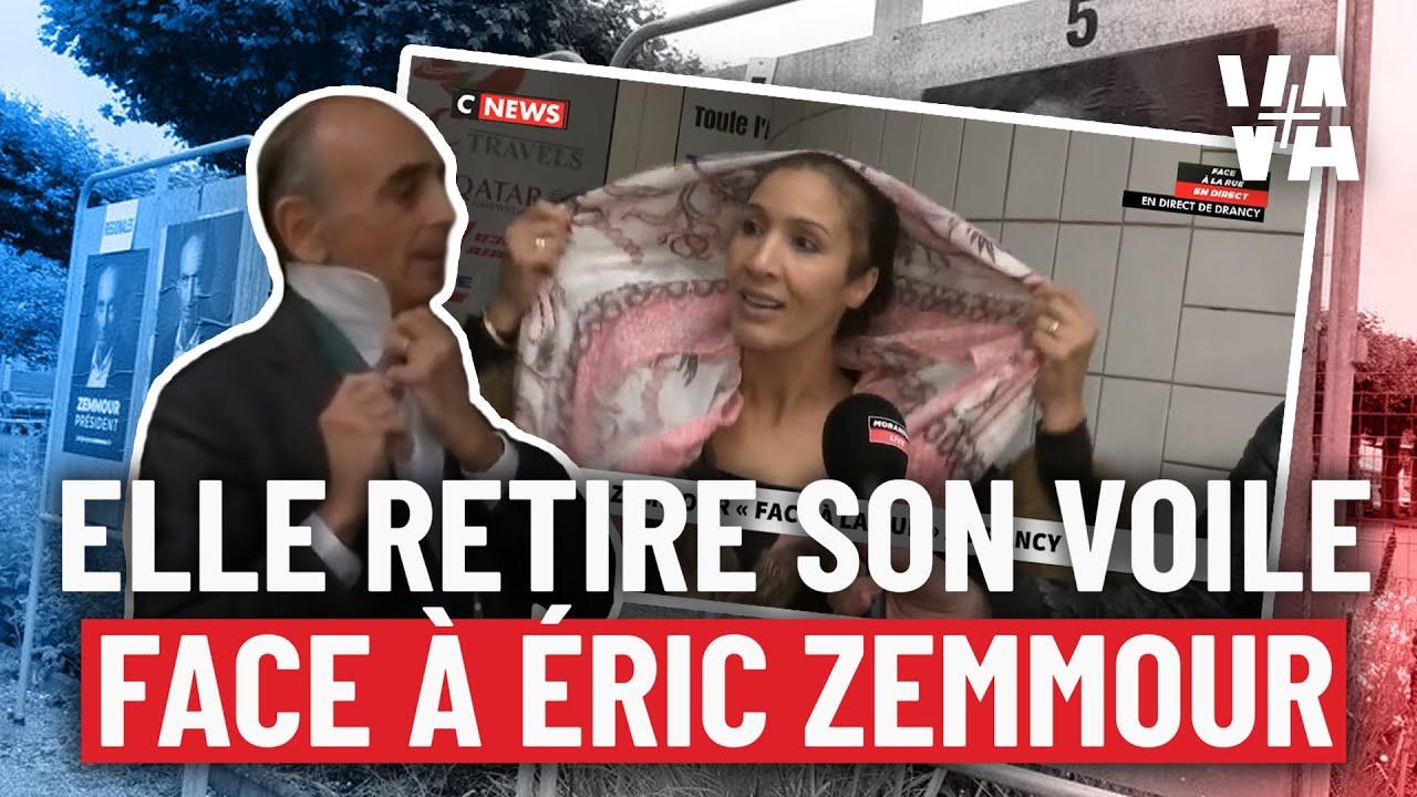 Download Une MUSULMANE retire son voile pour Éric ZEMMOUR