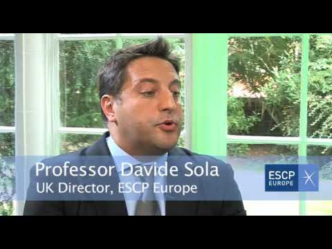 Economic recovery in Britain I Davide Sola