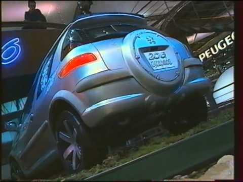100 ans Mondial de L'Automobile Paris 1998 (HD 4/3)