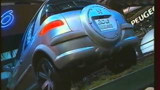 100 ans Mondial de L'Automobile Paris 1998 (HD 4/3)