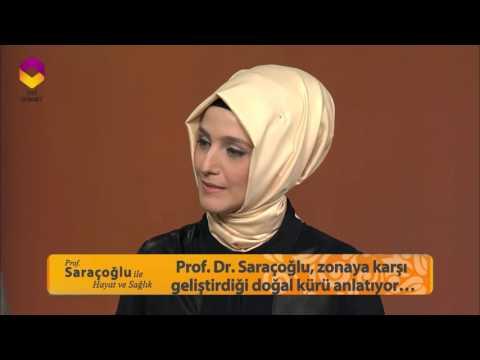 Zonaya Karşı Kür -  Prof  Saraçoğlu Zona Hastalığına Karşı Geliştirdiği Kürü Anlatıyor