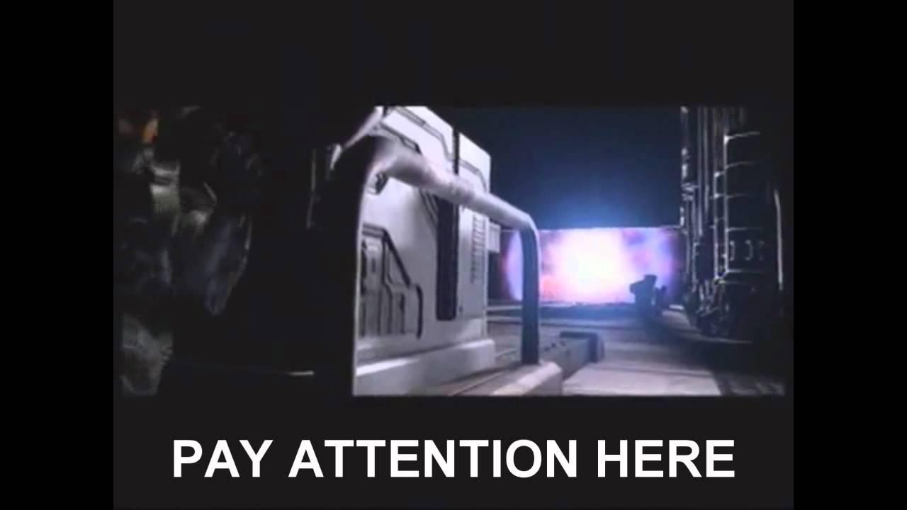 NEW Halo 3 Easter Egg in Ending Cutscene
