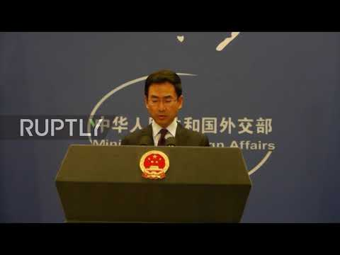 China: We support an independent Palestine with East Jerusalem as capital - Chinese FM