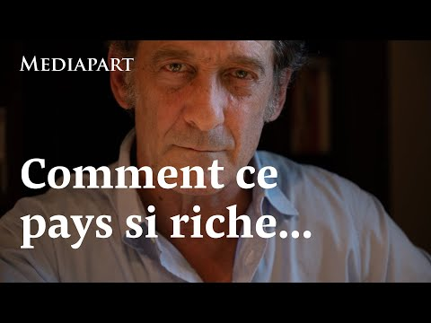 Un appel de Vincent Lindon: «Comment ce pays si riche…»