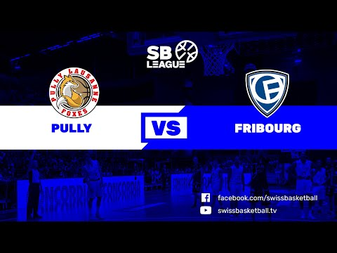 SB League - Day 14: PULLY vs. FRIBOURG
