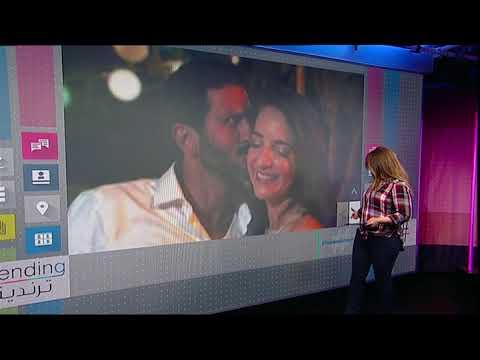 بي_بي_سي_ترندينغ |زواج إعلامية مسلمة من ممثل يهودي يثير ضجة في #إسرائيل  - 18:54-2018 / 10 / 11