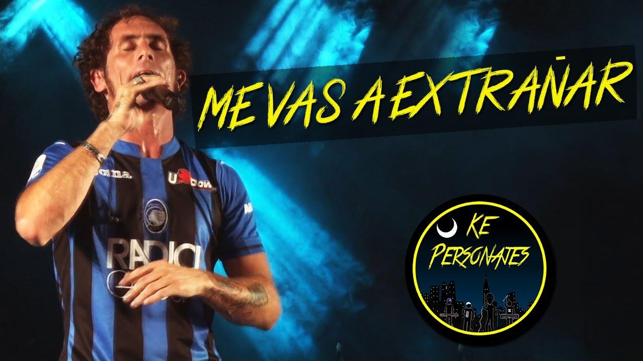 """Me vas a Extrañar"" - Ke Personajes 2019 (EN VIVO)"