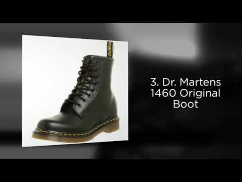 Best Women's Black Combat Boots - 2016 Top 5 List