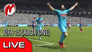 FIFA 15 на Xbox One - Запись прямого эфира