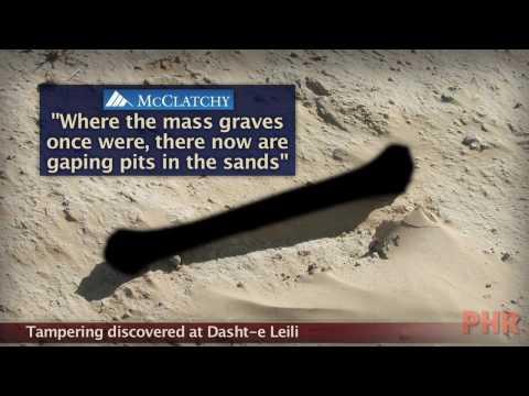 War Crimes and the White House: The Bush Administration's Cover-Up of the Dasht-e-Leili Massacre
