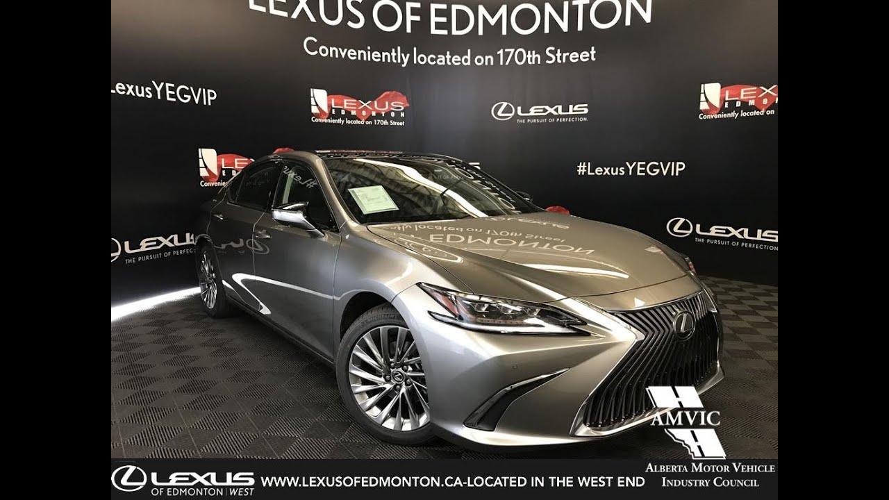 2019 Lexus Es 350 Ultra Luxury Interior