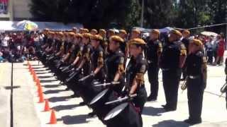 bdg oficial linces u de o rutina libre campeones caldern 2013