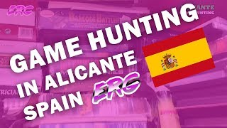 RETRO VIDEO GAME HUNTING in Alicante Spain - ERG on TOUR #20