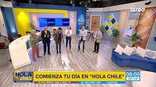 Hola Chile Programa Completo Lunes 14 de Octubre 2019
