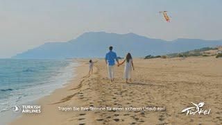 Sicherer Tourismus Programm Türkei