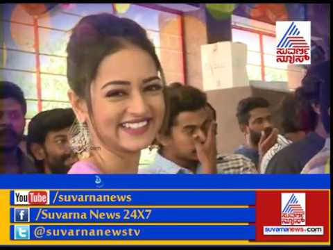 Actress Shanvi Srivastava Talks About Her Upcoming Movie AVANE SRIMANNARAYANA | Rakshit Shetty |