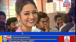Actress Shanvi Srivastava Talks About Her Upcoming Movie AVANE SRIMANNARAYANA | Rakshit Shetty |