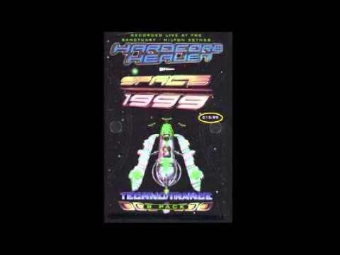 DJ SHARKEY - HARDCORE HEAVEN PRESENTS SPACE-1999