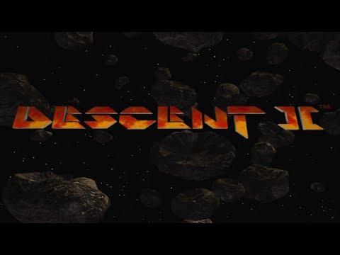 Descent II - Longplay - All 30 Levels [Rebirth]