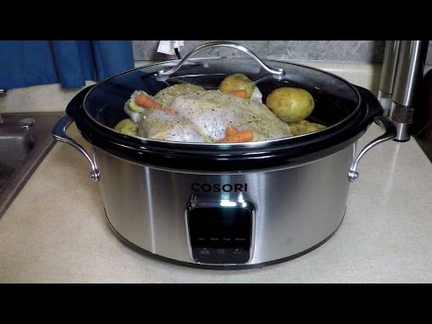 digital crock pot instructions