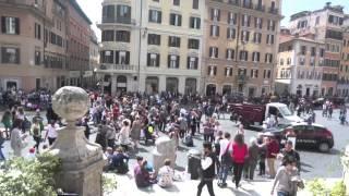 VLOG: Свидание в Риме, прогулки по Риму(Всем привет! Меня зовут Олеся, в этом видео хочу вас взять с собой на прогулку в Рим. Pizzeria da Baffetto - Via del Governo..., 2015-05-06T13:32:35.000Z)