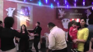 Второй день свадьбы Сипана и Розы(танцует Династие Саносян)