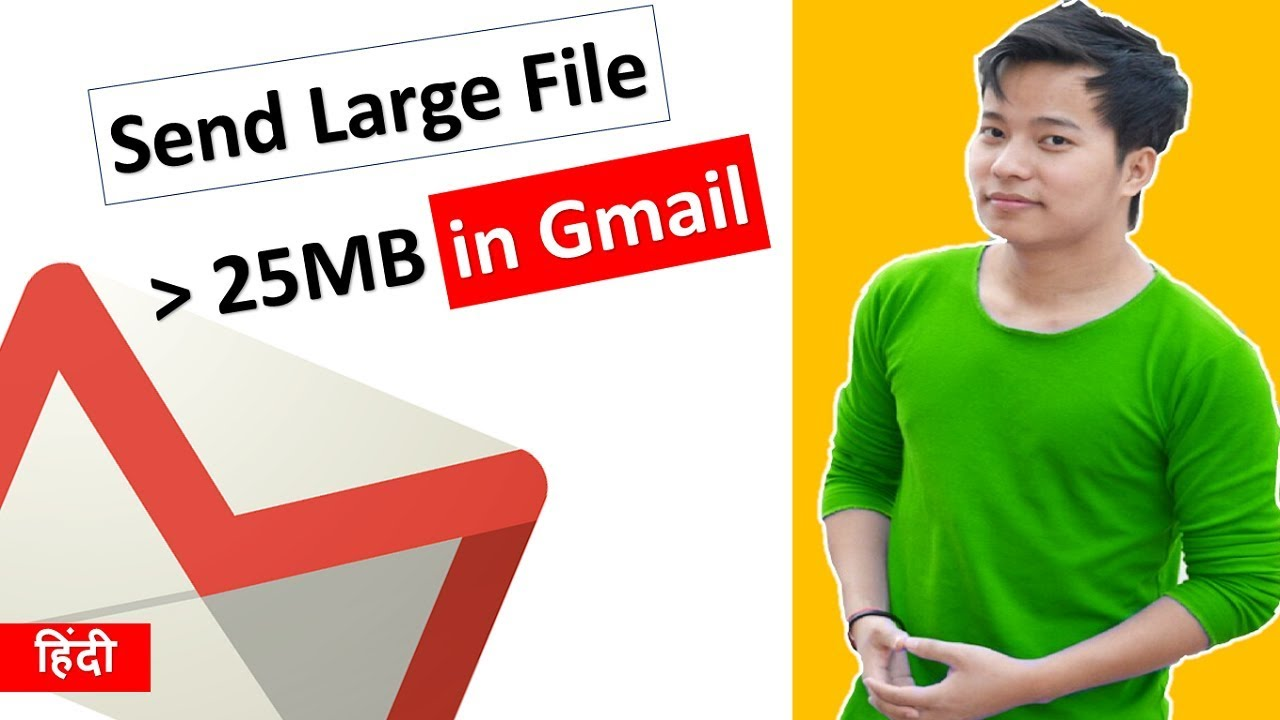 how to find large emails in gmail