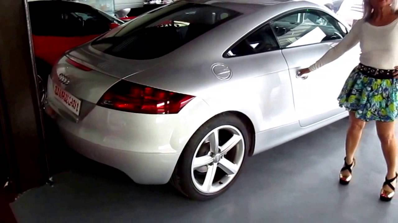 audi tt 2 0 tfsi 2007 youtube. Black Bedroom Furniture Sets. Home Design Ideas