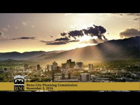 Reno City Planning Commission