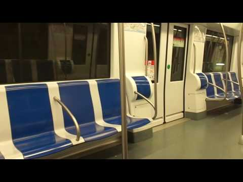 TMB. Metro de Barcelona. L9.