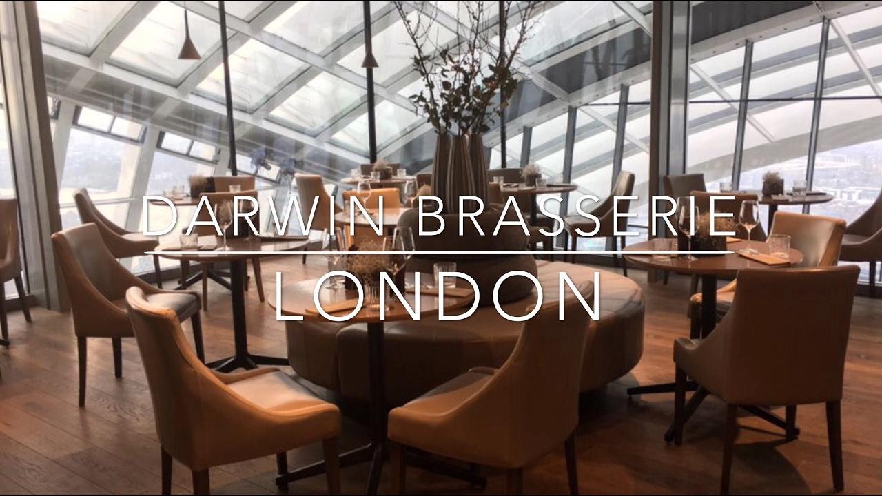 Darwin Brasserie, City of London