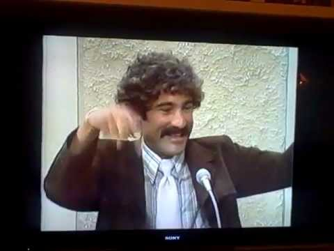 MATCH GAME 1977 Peter Chacona Part 1 Los Gatos High '68 Harry Reems Charles Nelson Riley