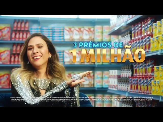 Nestlé - Promoção Tá Podendo