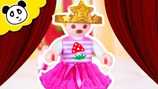 Playmobil Familie - Brand in der Ballettschule - Playmobil Film