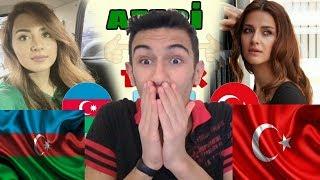 Azerbaycan VS Türkiye Oyuncuları!!![Büyük Kapışma]