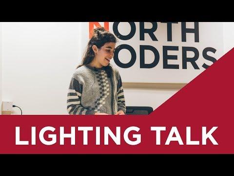 Esoteric Programming Languages: Piet   Lightning Talk ⚡️