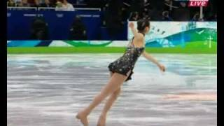 2010 Winter Olympics Queen Yuna kim SP 007 james bond medley