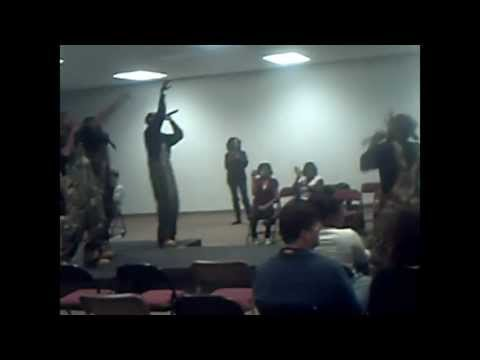 Certified Kuntry Bois performing at Greensboro N.C. fashion show for J Walk Prod.