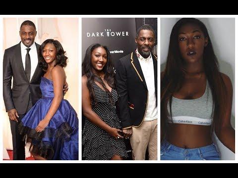 Idris Elba's daughter Isan Elba 2017 | Gossip Zone